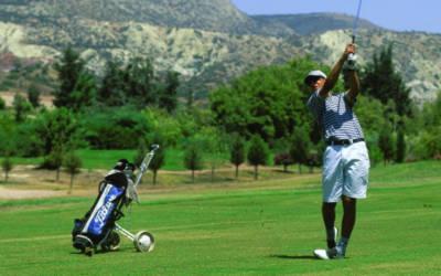 Golf na Cyprze