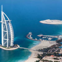 Burdż al-Arab w Dubaju