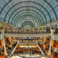 Centrum w Dubaju
