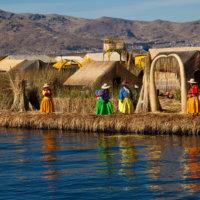 Peru, Inkowie, Titicaca