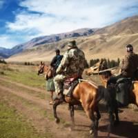 Hunowie w Kazachstanie