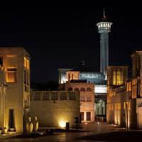 Bastakia w Dubaju