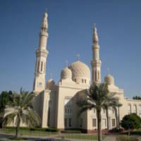 Meczet Jumeirah w Dubaju