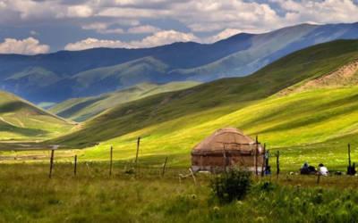 Wielka Podróż przez Kazachstan