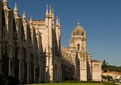 lisbona, belem, klasztor