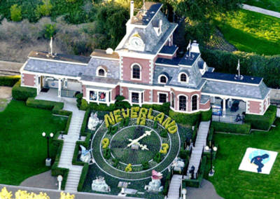 Neverland w Kalifornii