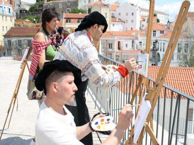 Magiczna Lizbona z wyprawą pięciu zmysłów i winną grą