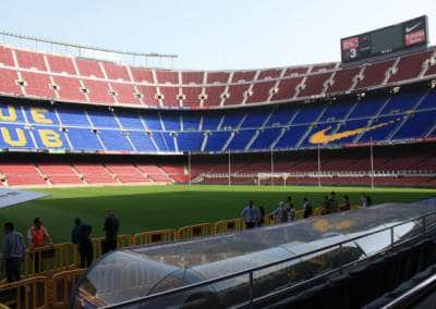 Barcelona, Camp Nou