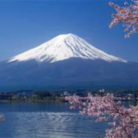 Fudżi w Japonii