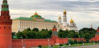 Moskwa z wizytą u kosmonautów