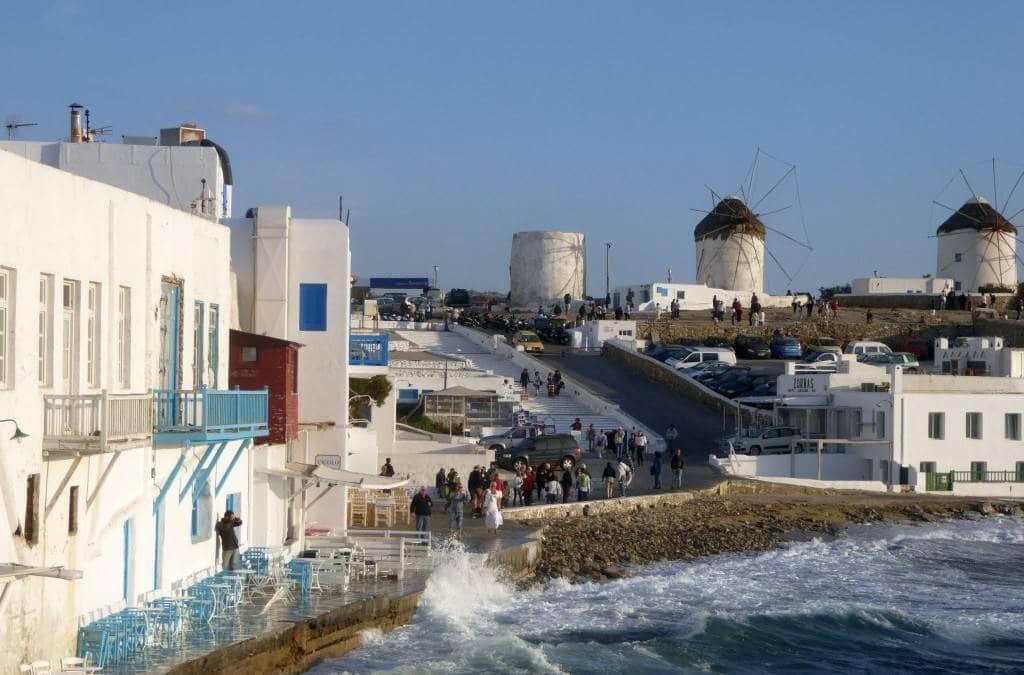 Mykonos – małe greckie wakacje