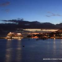Baia do Funchal w Maderze
