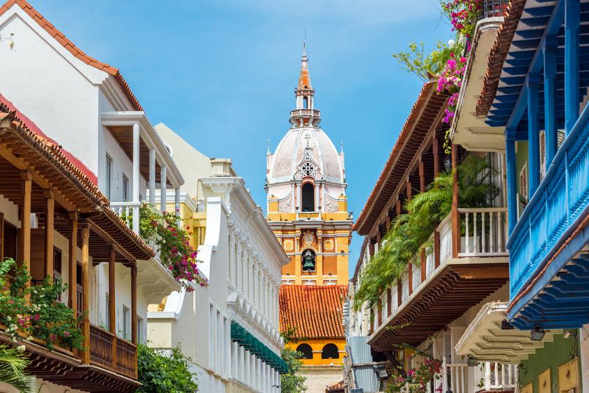 Kolumbia – pachnąca kawą kraina poszukiwaczy skarbów