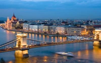 Dunaj: 6-dniowa przygoda podczas rejsu rzecznego