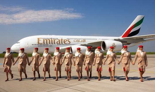 Promocja dla dwojga od Emirates