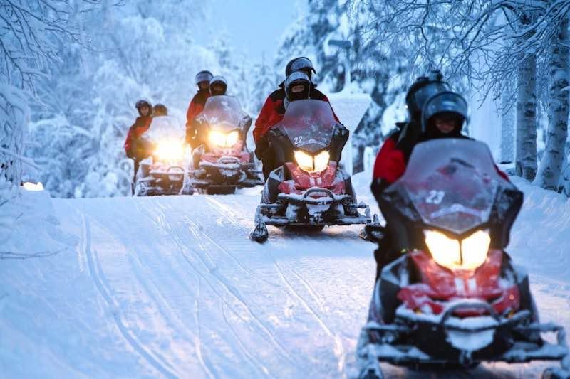 Zimowy wyjazd incentive do Laponii