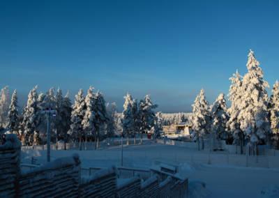 Laponia zima