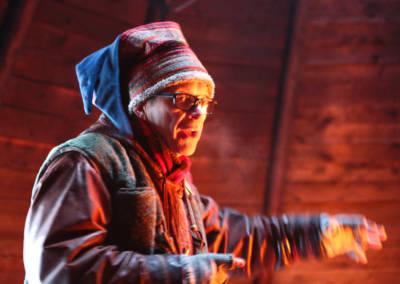 Laponia - legendy na farmie reniferów