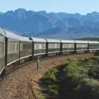 Rovos Rail trasy