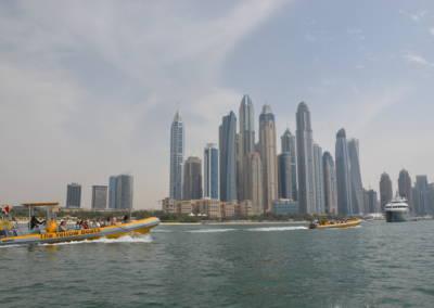 Dubaj speadboat