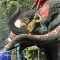 Tajlandia Festiwal Songkran