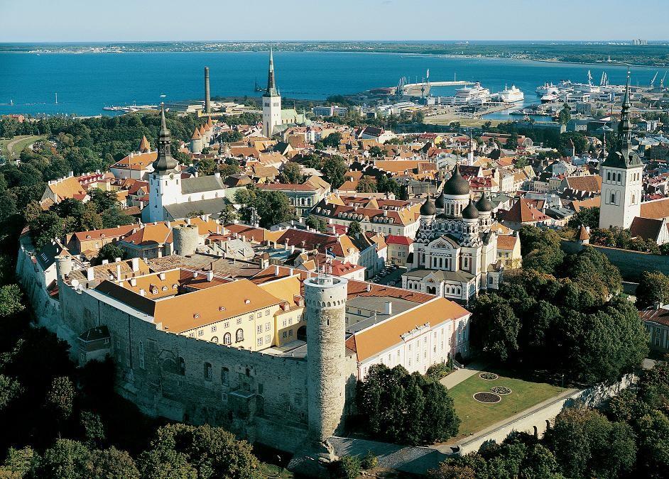 City break Tallin. Wycieczka po stolicy Estonii