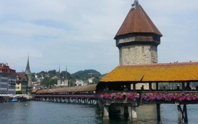 Lucerna. Tu jest prawdziwa Szwajcaria