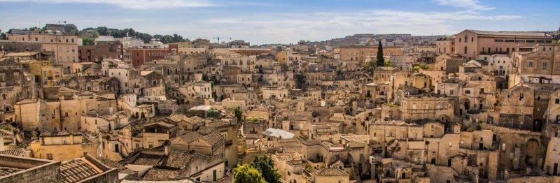 Matera, Włochy, incentive