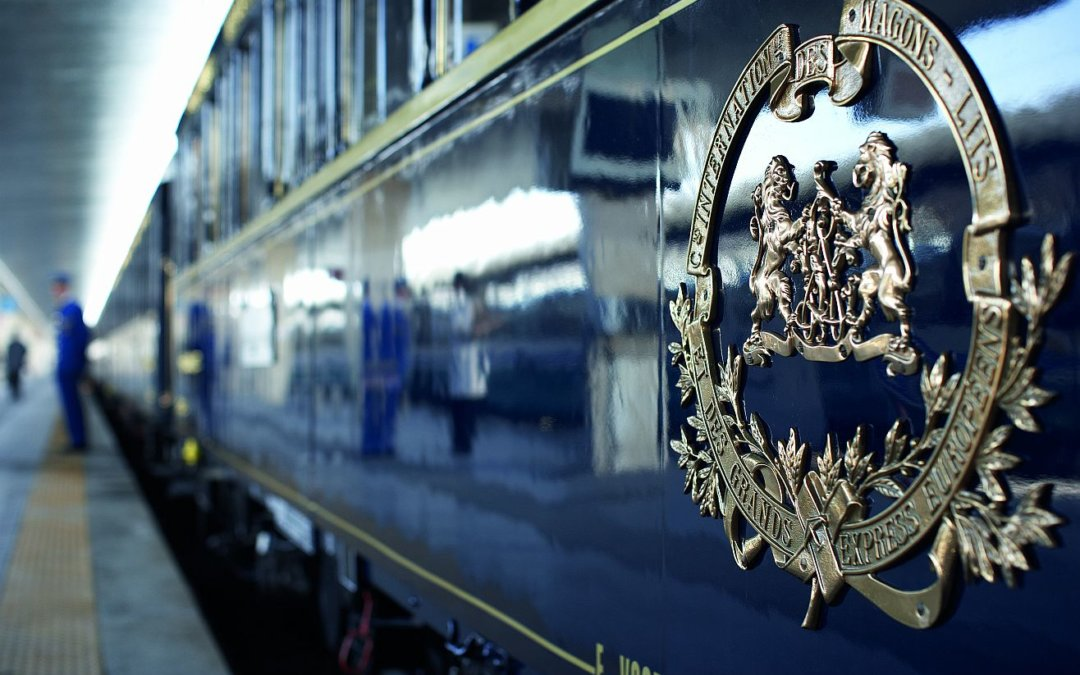 Z Paryża do Stambułu – podróż Orient Express