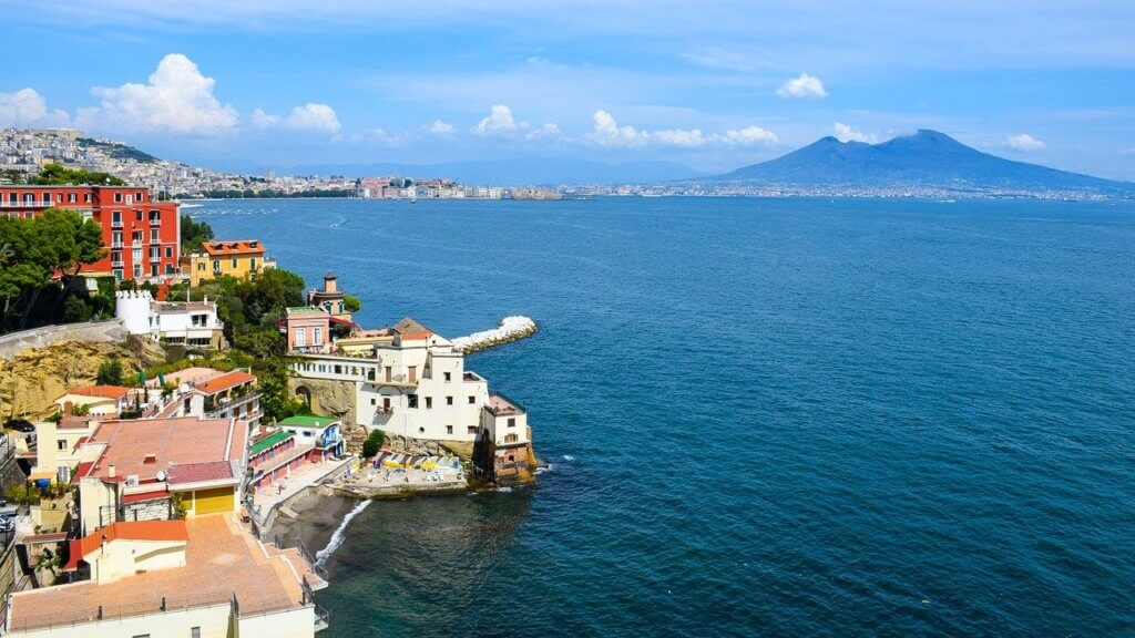 Neapol, Włochy, pielgrzymka