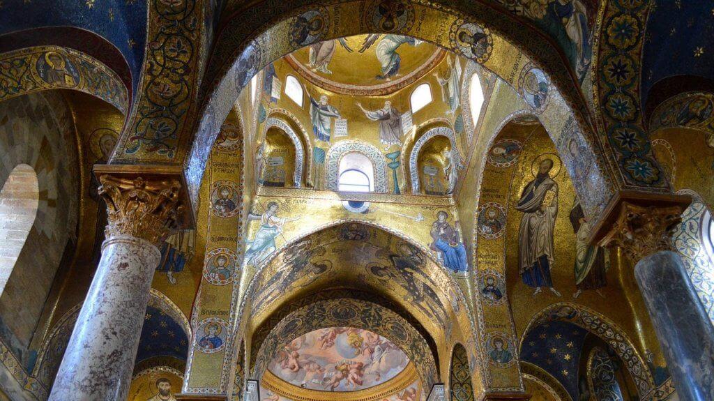 Palermo, Włochy, pielgrzymka