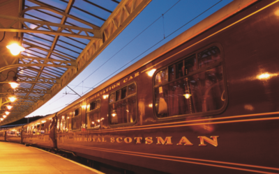 The Highland Journey – podróż The Royal Scotsman