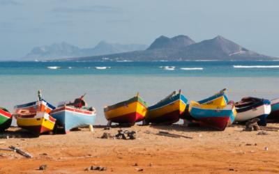 """Wyspy Zielonego Przylądka – """"no stress"""" w raju na Atlantyku"""