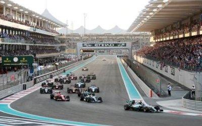 Grand Prix F1 w Abu Zabi