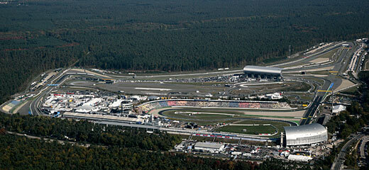 Grand Prix F1 Niemcy – Hockenheim