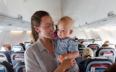 Podróżowanie z niemowlakiem