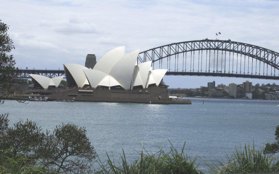 Atrakcje Australii – Nowa Południowa Walia