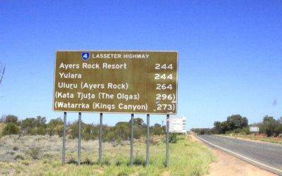Atrakcje Australii – Terytorium Północne