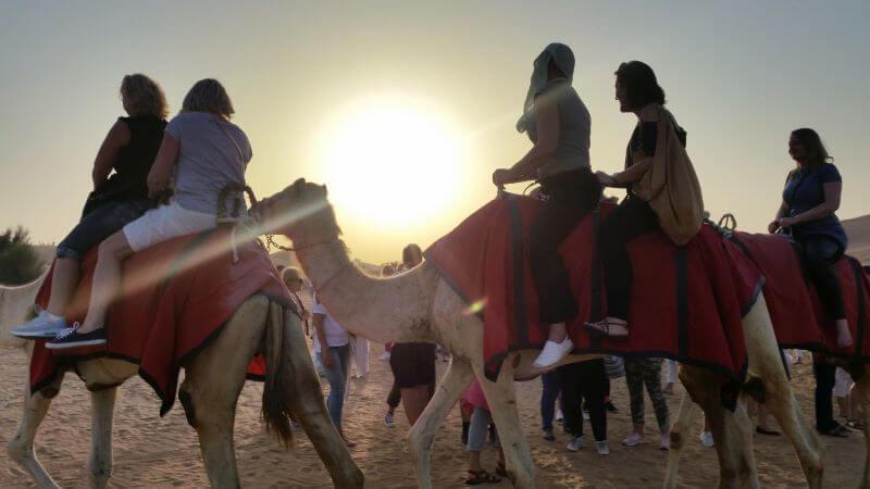 Bliskie spotkanie z Dubajem