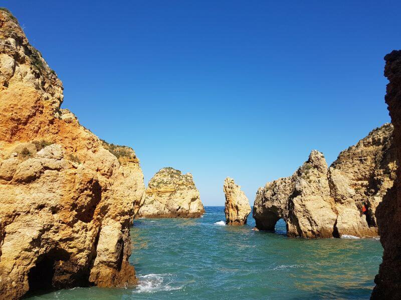 Algarve – oaza, w której wakacje przekraczają wyobraźnię