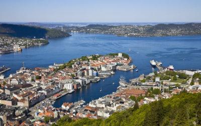Przygoda na norweskich fiordach