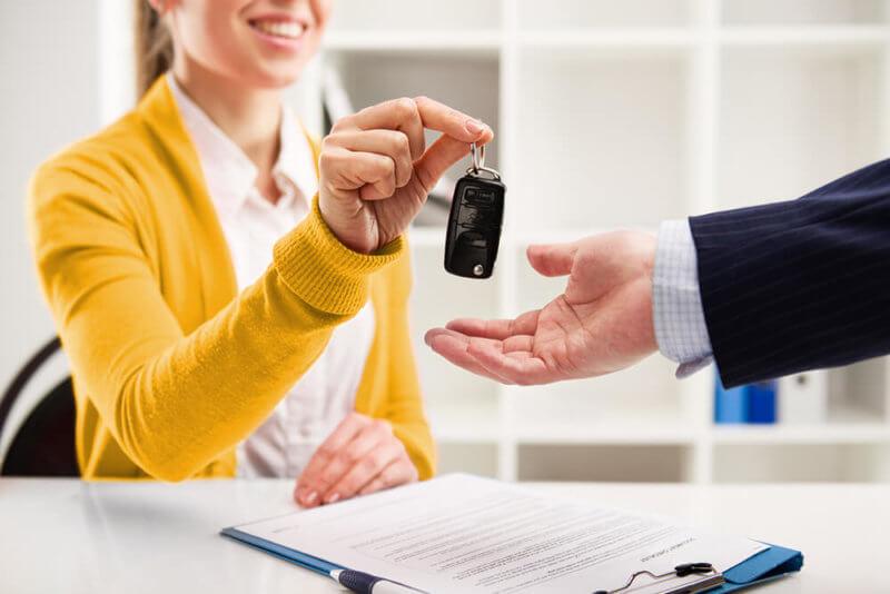 Wynajem auta – niezbędne dokumenty
