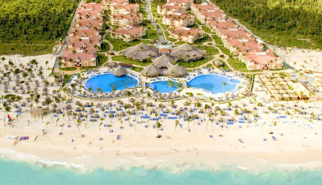 Zima pod palmami – Dominikana