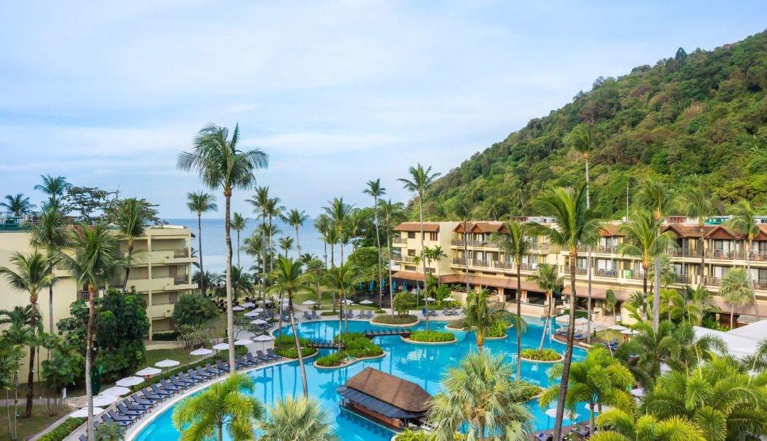 Zima pod palmami – Tajlandia