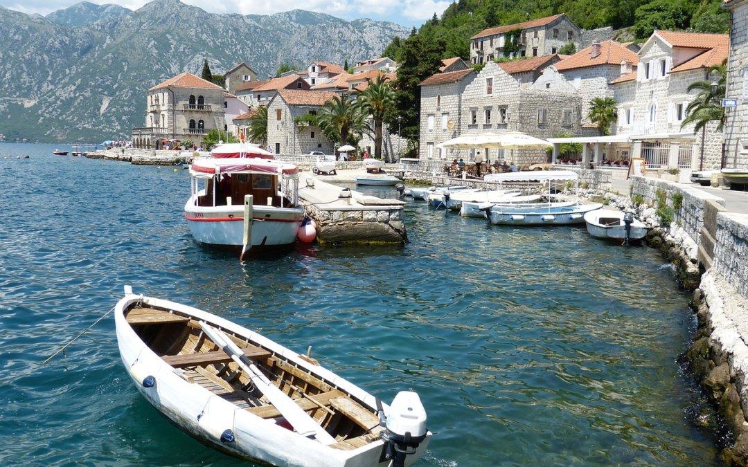 Majówka – Czarnogóra z raftingiem